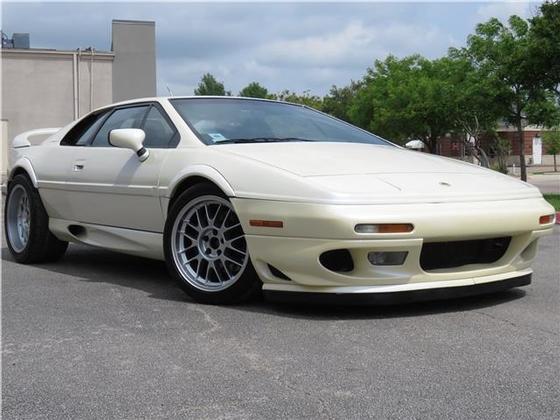 1997 Lotus Esprit :24 car images available