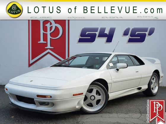 1995 Lotus Esprit S4S:24 car images available