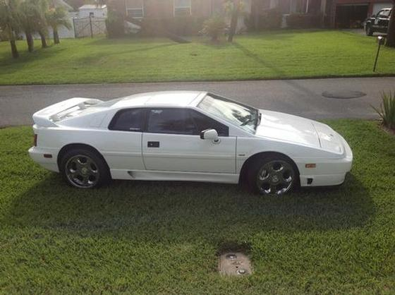 1993 Lotus Esprit SE