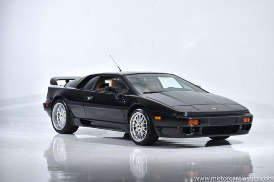 1993 Lotus Esprit Turbo:24 car images available