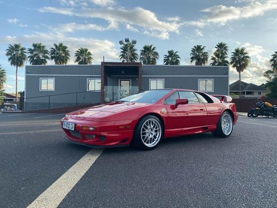 2004 Lotus Esprit Turbo:24 car images available