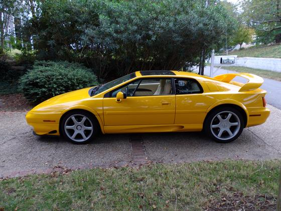 1999 Lotus Esprit V8:5 car images available