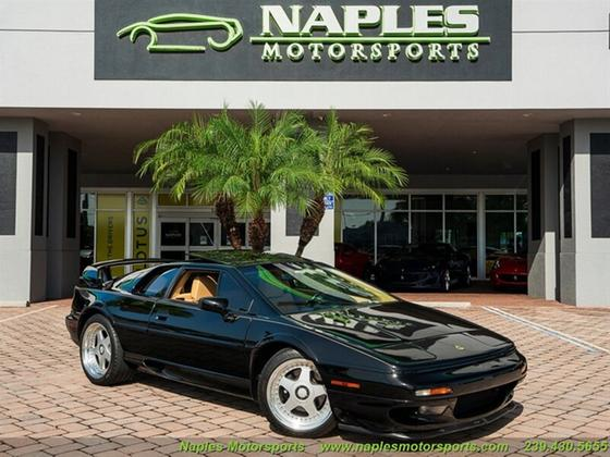 1999 Lotus Esprit V8:24 car images available