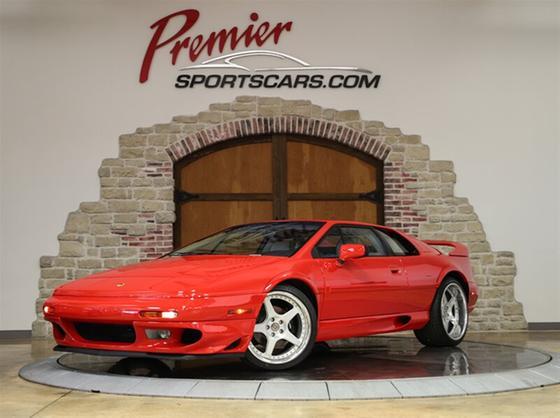 1997 Lotus Esprit V8:24 car images available
