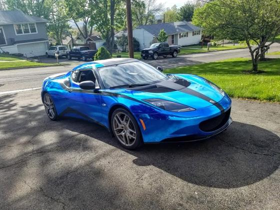 2011 Lotus Evora :16 car images available