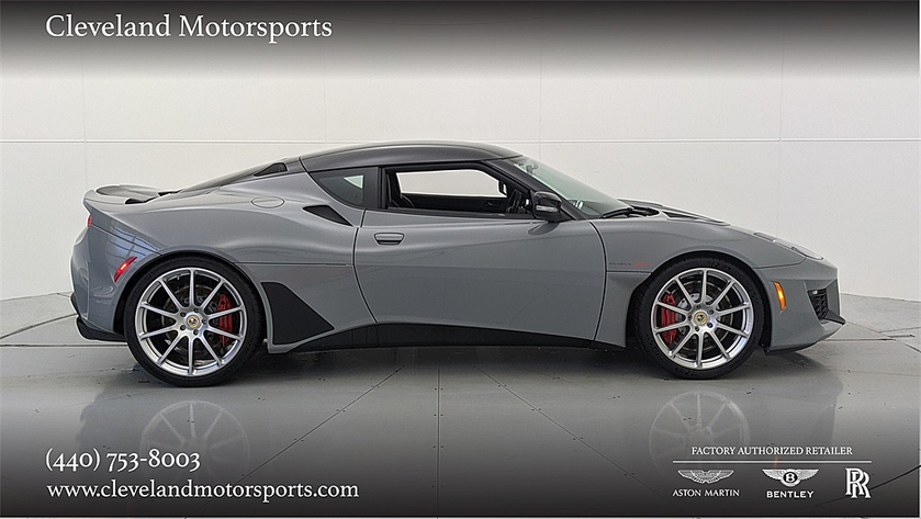 2021 Lotus Evora :24 car images available