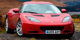 2010 Lotus Evora 2+2 : Car has generic photo