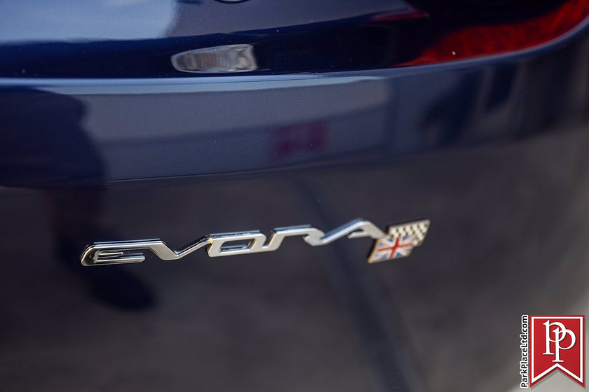 2012 Lotus Evora 2+2
