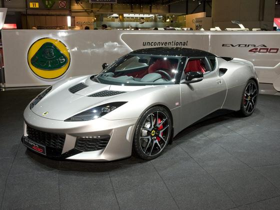 2017 Lotus Evora 400 : Car has generic photo