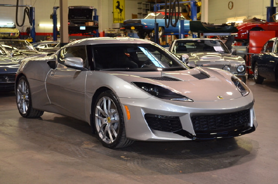 2017 Lotus Evora 400:17 car images available