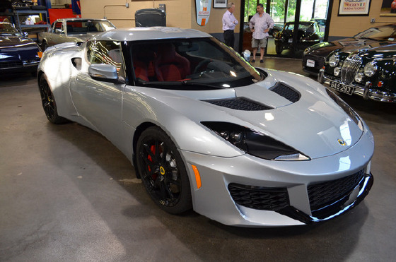 2017 Lotus Evora 400:16 car images available