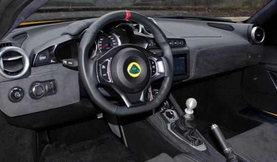 2017 Lotus Evora 400