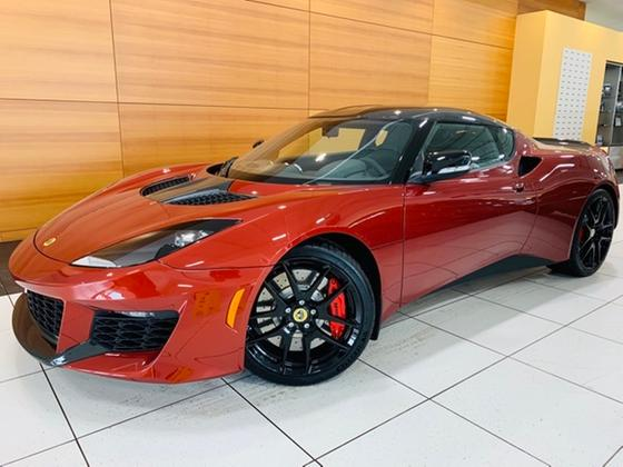 2018 Lotus Evora 400:24 car images available