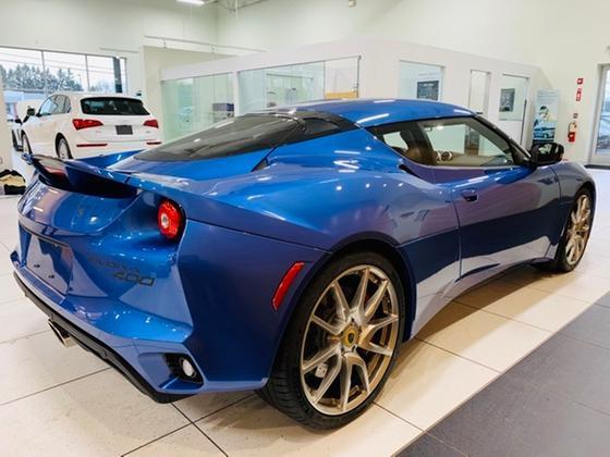 2018 Lotus Evora 400