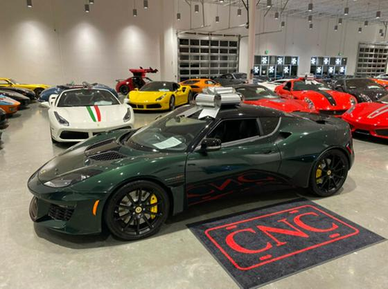 2020 Lotus Evora GT:8 car images available