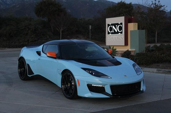 2020 Lotus Evora GT:23 car images available