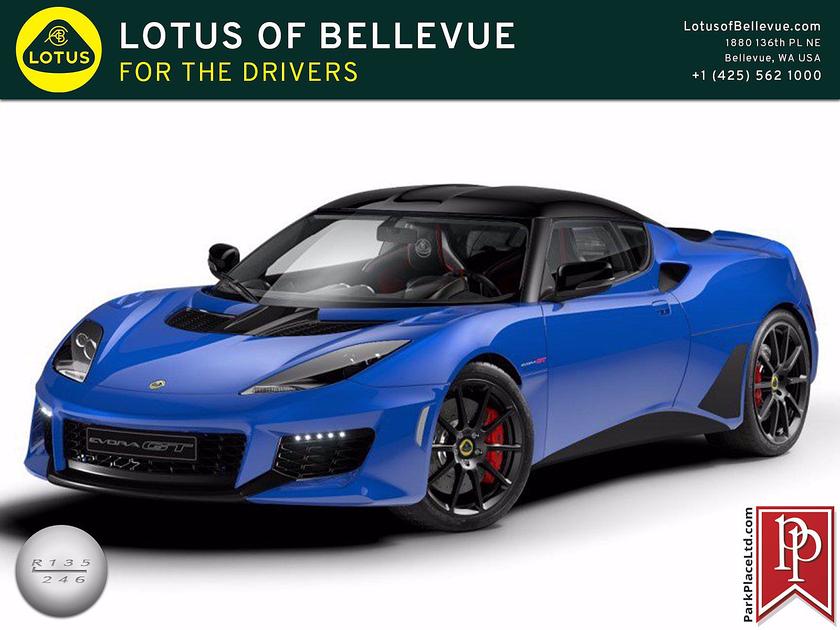 2021 Lotus Evora GT:6 car images available