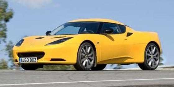 2014 Lotus Evora S : Car has generic photo