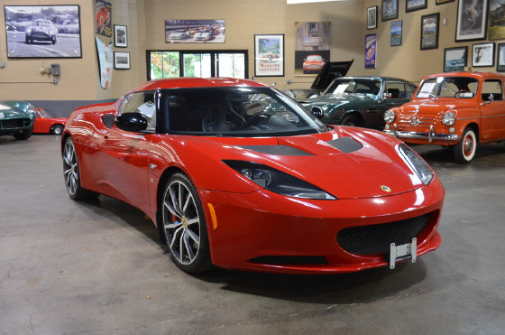 2013 Lotus Evora S:18 car images available
