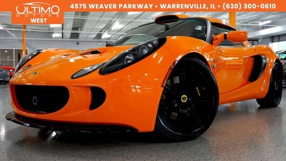 2008 Lotus Exige S:24 car images available