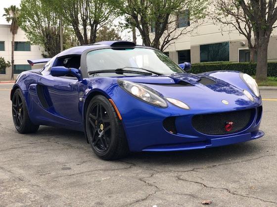 2008 Lotus Exige S240