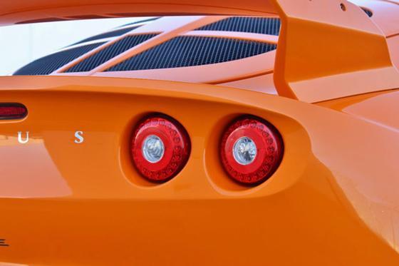 2011 Lotus Exige  S260