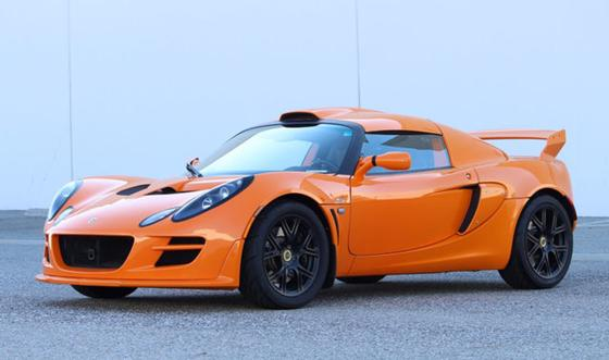 2011 Lotus Exige S260:24 car images available