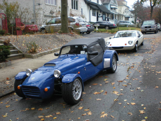 1968 Lotus Seven