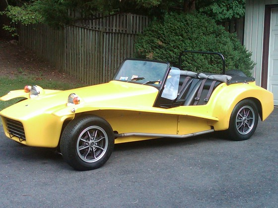 1972 Lotus Seven :3 car images available