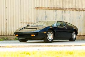 1975 Maserati Bora :8 car images available
