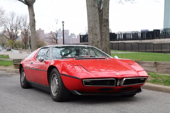 1973 Maserati Bora :9 car images available