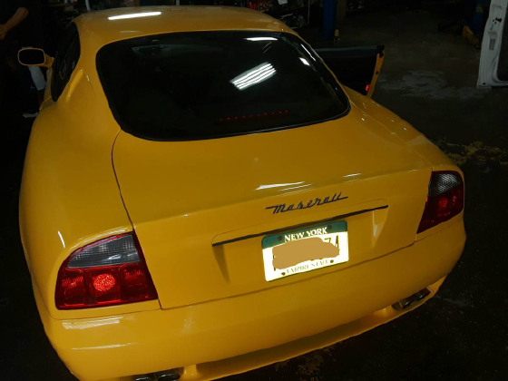 2002 Maserati Coupe :5 car images available
