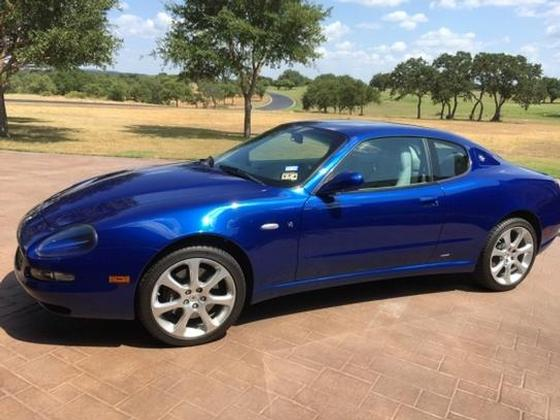 2004 Maserati Coupe Cambio Corsa:6 car images available