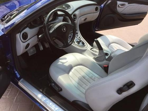 2004 Maserati Coupe Cambio Corsa