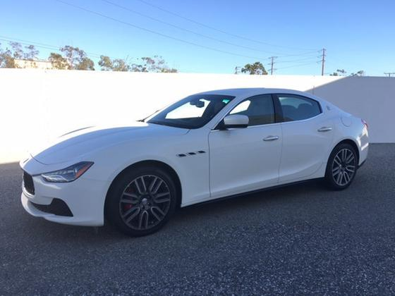 2016 Maserati Ghibli :10 car images available