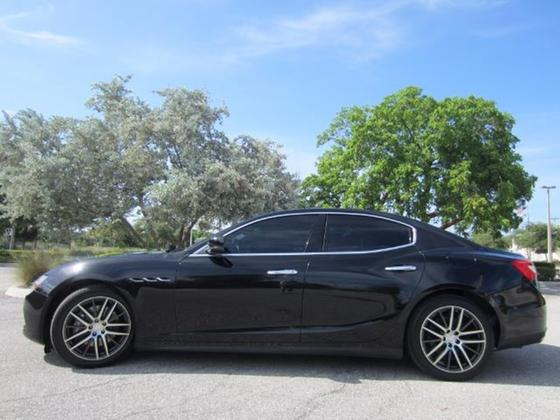 2014 Maserati Ghibli :18 car images available