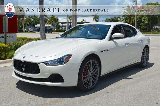2017 Maserati Ghibli :19 car images available