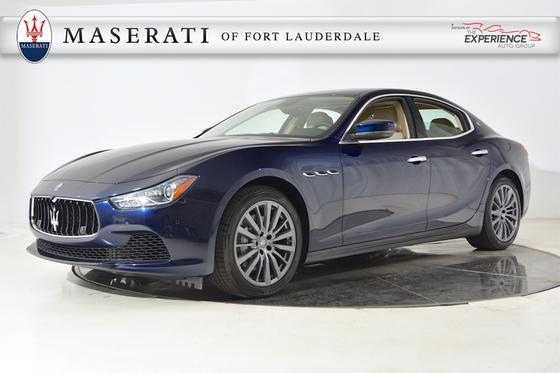 2017 Maserati Ghibli :21 car images available