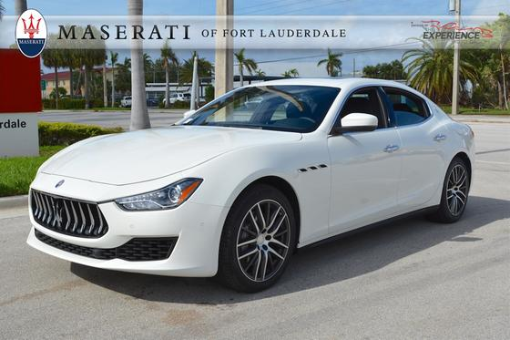 2018 Maserati Ghibli :12 car images available