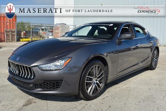 2018 Maserati Ghibli :13 car images available
