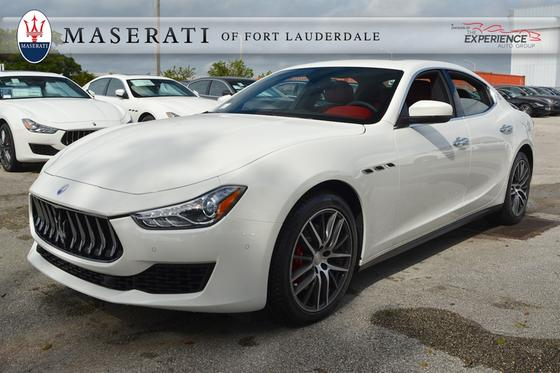 2018 Maserati Ghibli :15 car images available