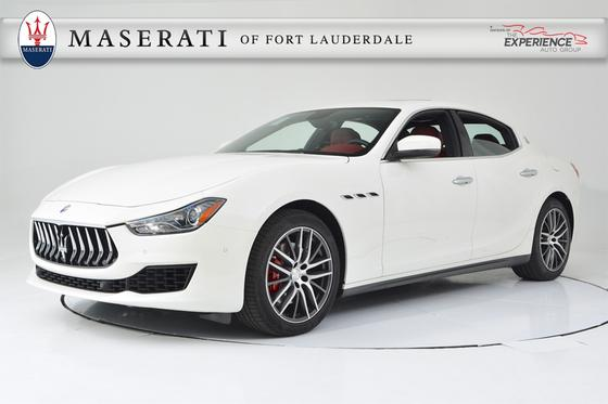 2018 Maserati Ghibli :19 car images available