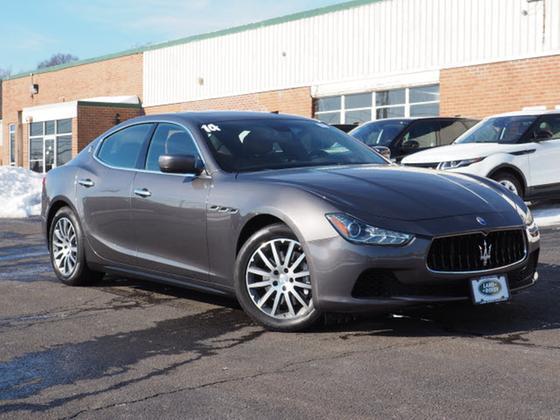 2014 Maserati Ghibli :21 car images available
