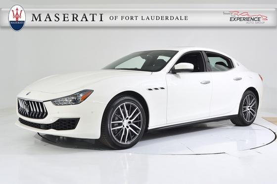 2018 Maserati Ghibli :18 car images available