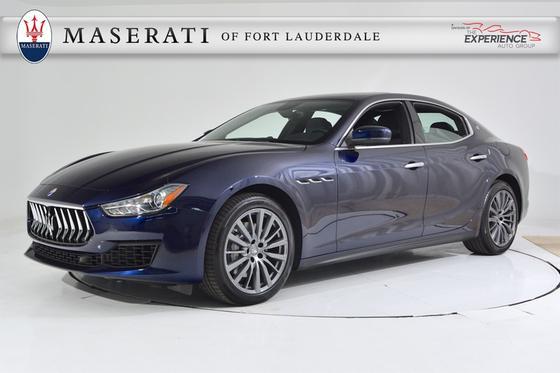2018 Maserati Ghibli :19 car images available