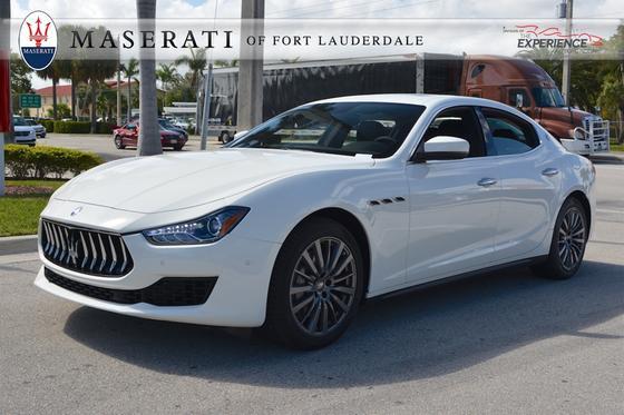 2018 Maserati Ghibli :9 car images available