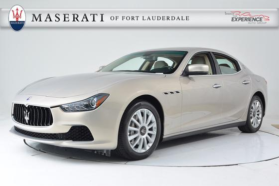 2014 Maserati Ghibli :17 car images available