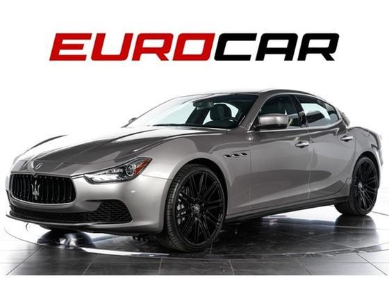 2014 Maserati Ghibli :24 car images available