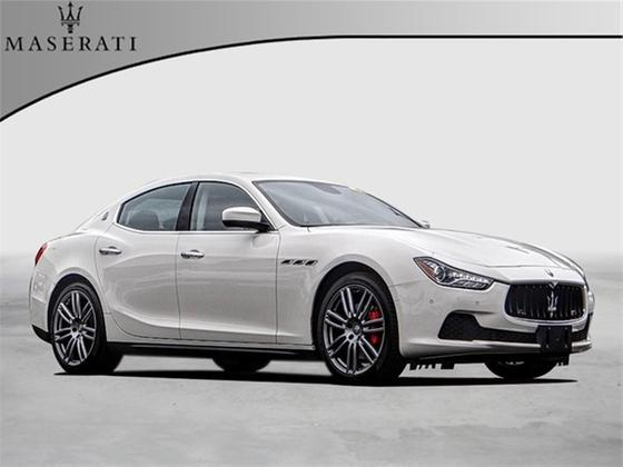 2017 Maserati Ghibli :18 car images available