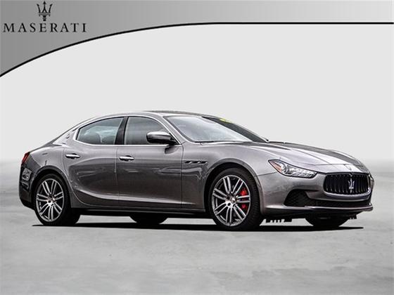2017 Maserati Ghibli :17 car images available